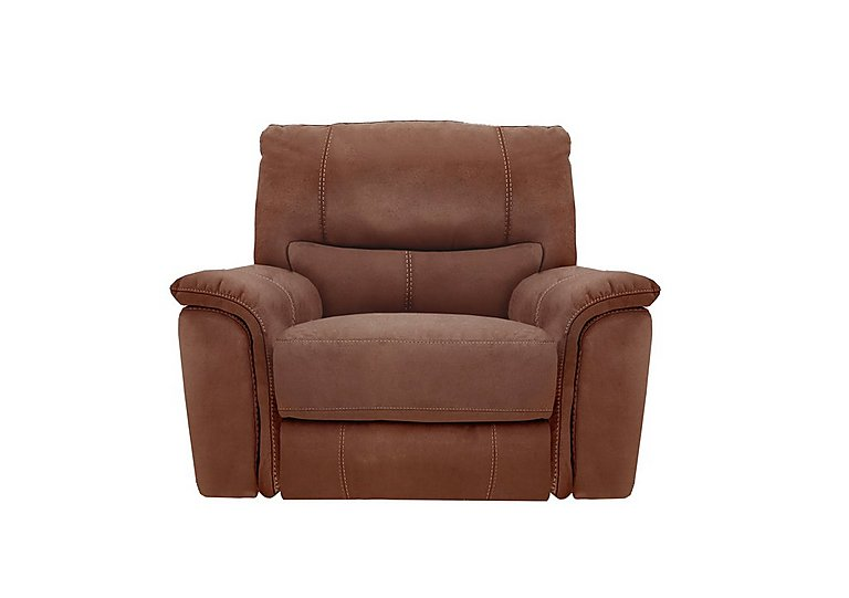 Relax Station Bliss Fabric Recliner Armchair