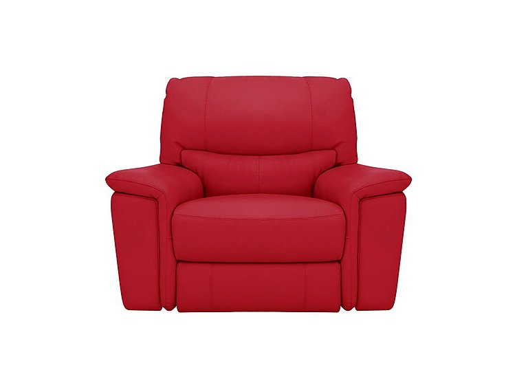 Relax Station Bliss Leather Recliner Armchair