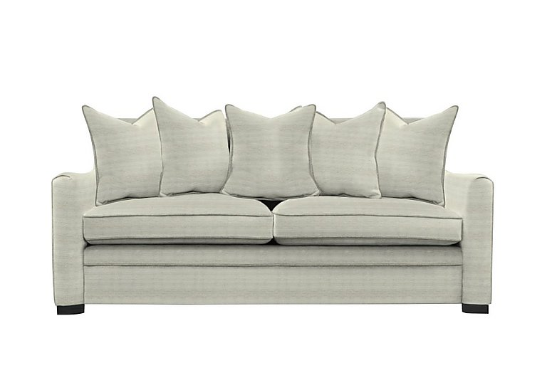 The Prestige Collection Bayswater 3 Seater Fabric Pillow Back Sofa