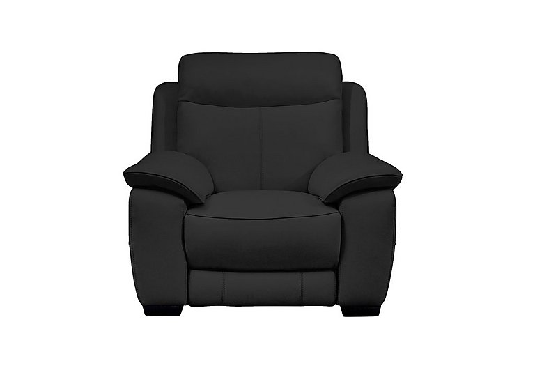 Starlight Express Leather Recliner Armchair