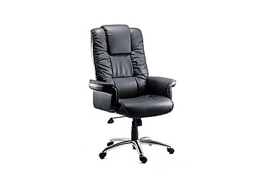 East River Pier 17 Office Chair in Black on FV