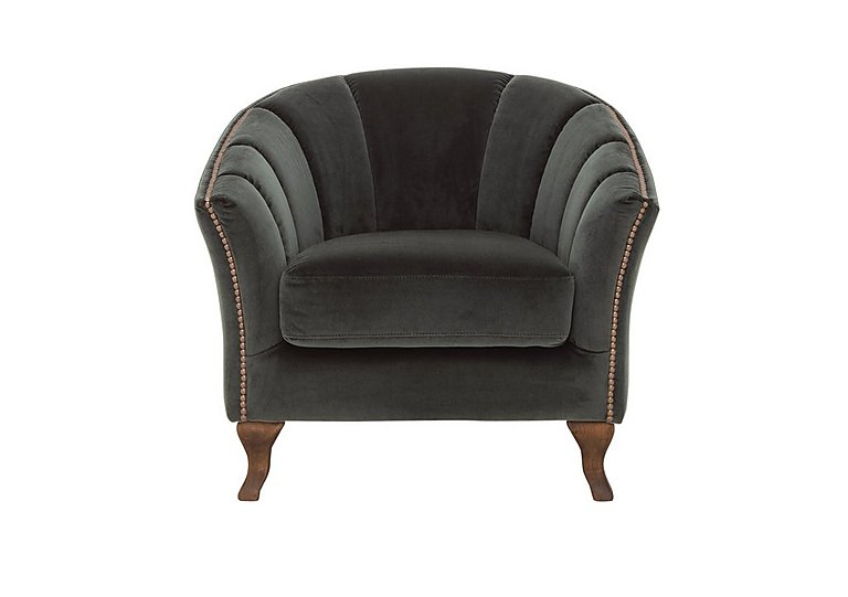 New Romance Betsy Fabric Armchair