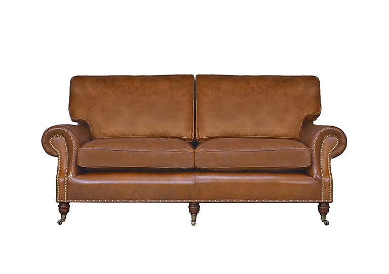 Radford 2 Seater Leather Sofa