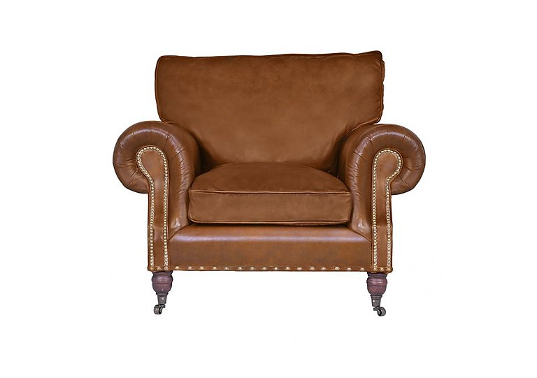 Radford Leather Armchair