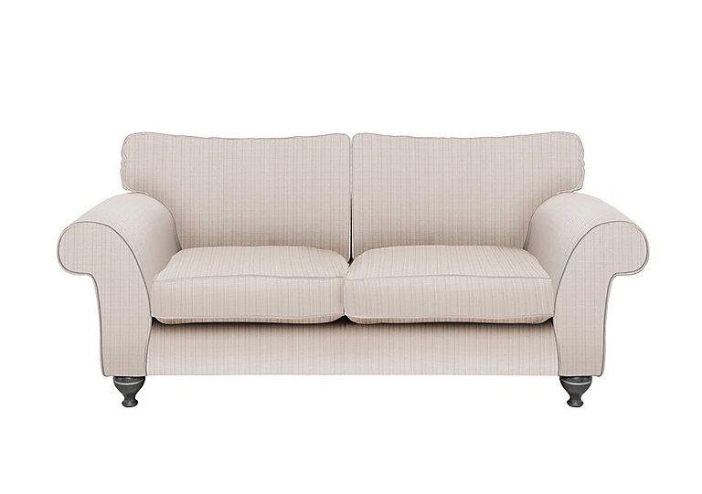 Wellington 3 Seater Fabric Sofa
