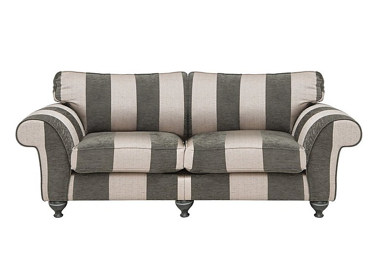 Wellington 4 Seater Split Frame Fabric Sofa