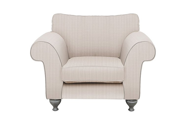 Wellington Fabric Armchair