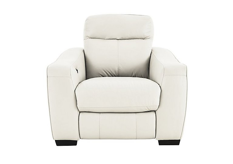 Cressida Recliner Leather Armchair - Only One Left!!