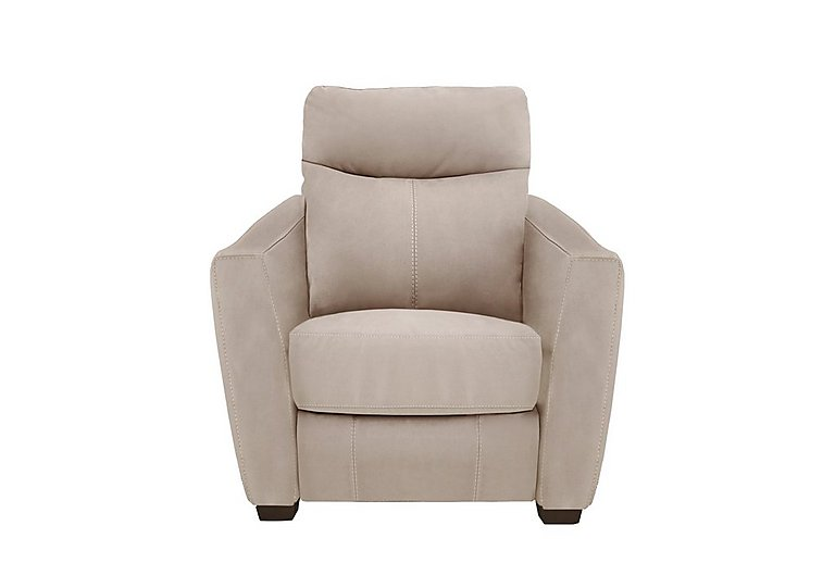 Midi Fabric Recliner Armchair