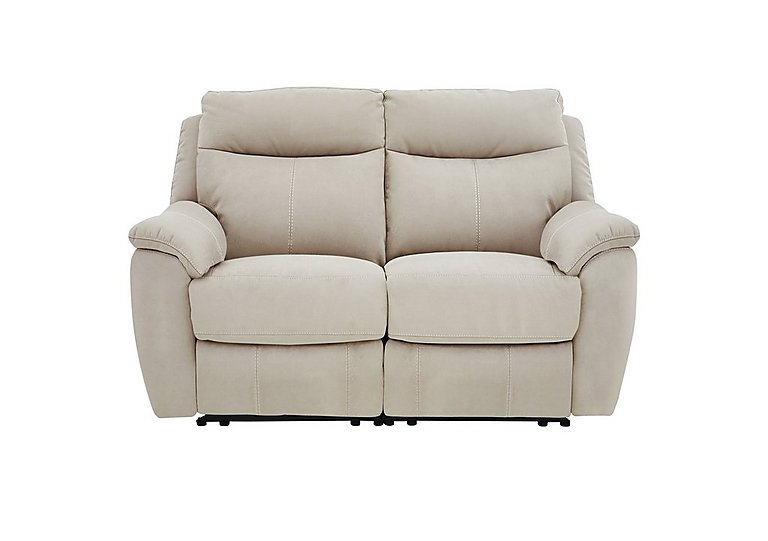 Snug 2 Seater Power Recliner Sofa - Only One Left!!