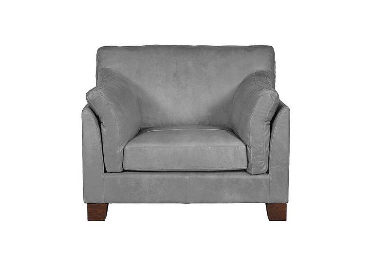 Hillcroft Leather Armchair