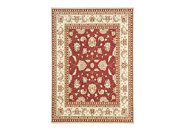 Charlotte Classic Wool Rug in Cb08 on Furniture Village