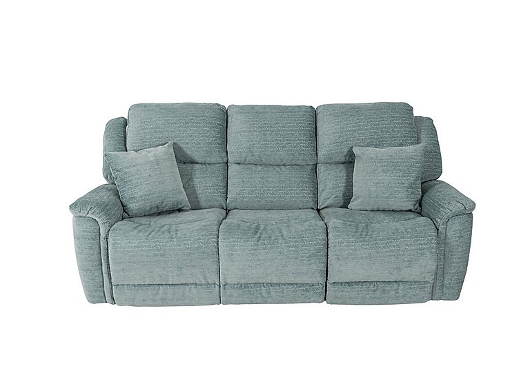 Sheridan 3 Seater Fabric Recliner Sofa - Only One Left!