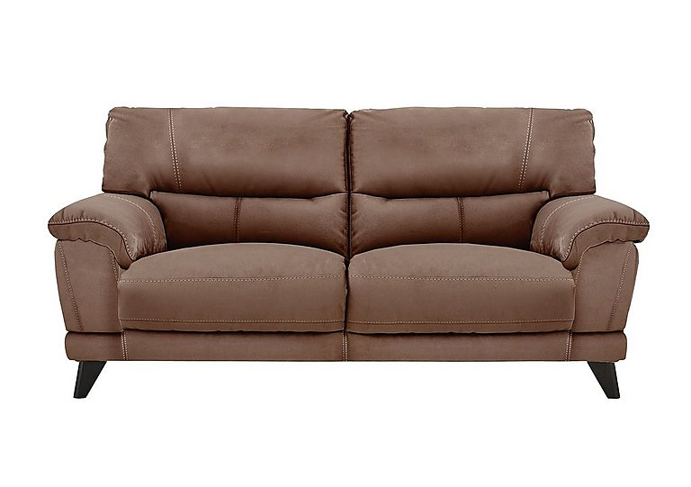 Pacific 2.5 Seater Fabric Sofa - Only One Left!