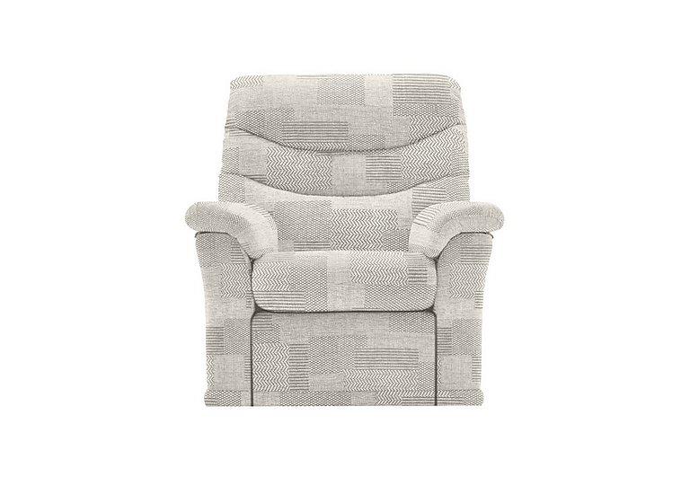 Malvern Fabric Recliner Armchair