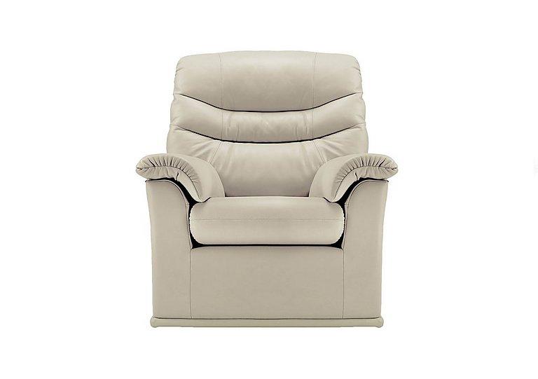 Malvern Leather Recliner Armchair