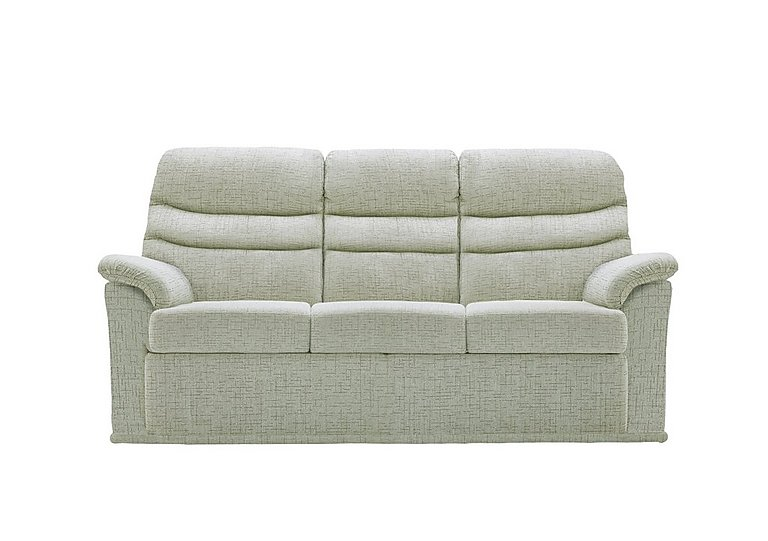 Malvern 3 Seater Fabric Recliner Sofa