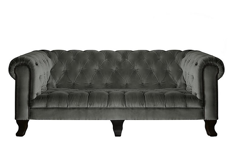 New England Hampton 4 Seater Fabric Sofa