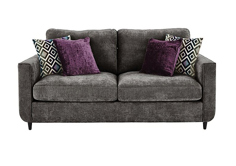 Esprit 2 Seater Fabric Sofa Bed - Only One Left!