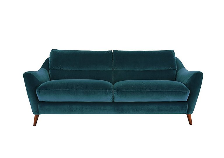 Remy 2 Seater Fabric Sofa - Only One Left!