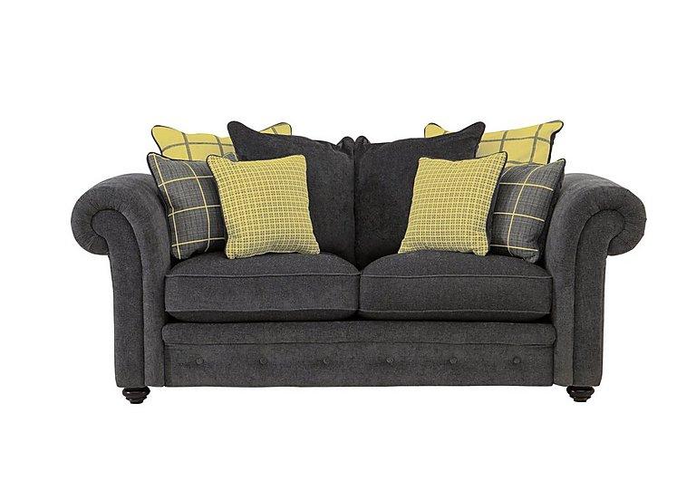 Islington 2 Seater Fabric Pillow Back Sofa