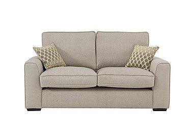 Adora 2 Seater Fabric Sofa in Grey on FV