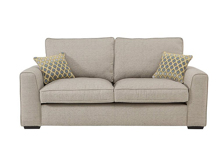 Adora 3 Seater Fabric Sofa