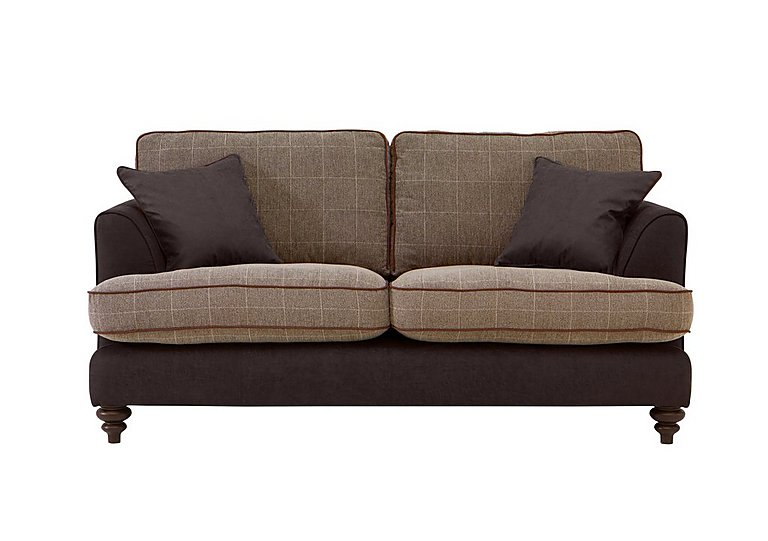 Ayr 3 Seater Fabric Sofa
