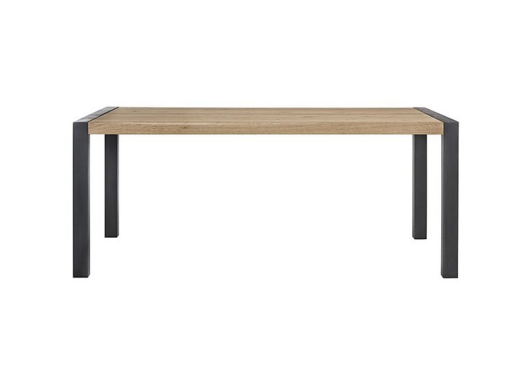 Detroit Rectangular Dining Table in  on Furniture Village
