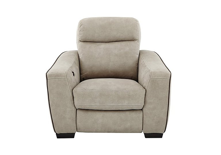 Cressida Fabric Recliner Armchair - Only One Left!