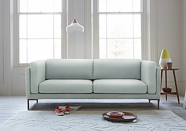 Skye 2 Seater Fabric Sofa in  on Furniture Village