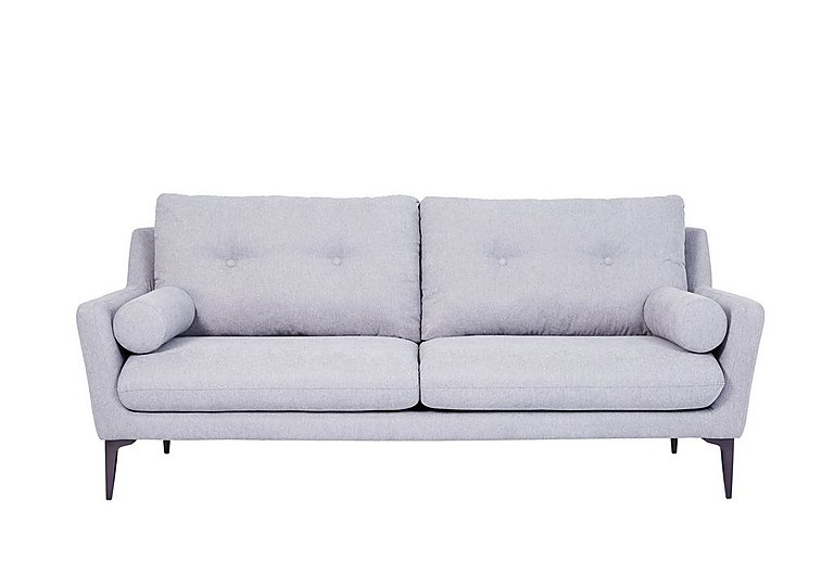 Pia 3 Seater Fabric Sofa