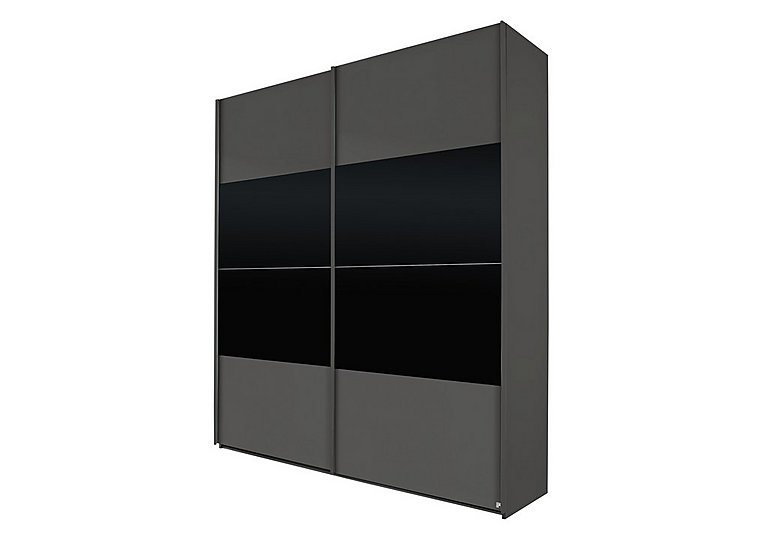 Melbourne 181cm 2 Door Sliding Wardrobe