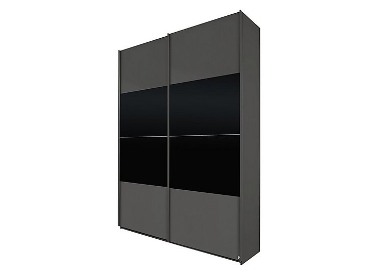 Melbourne 136cm 2 Door Sliding Wardrobe