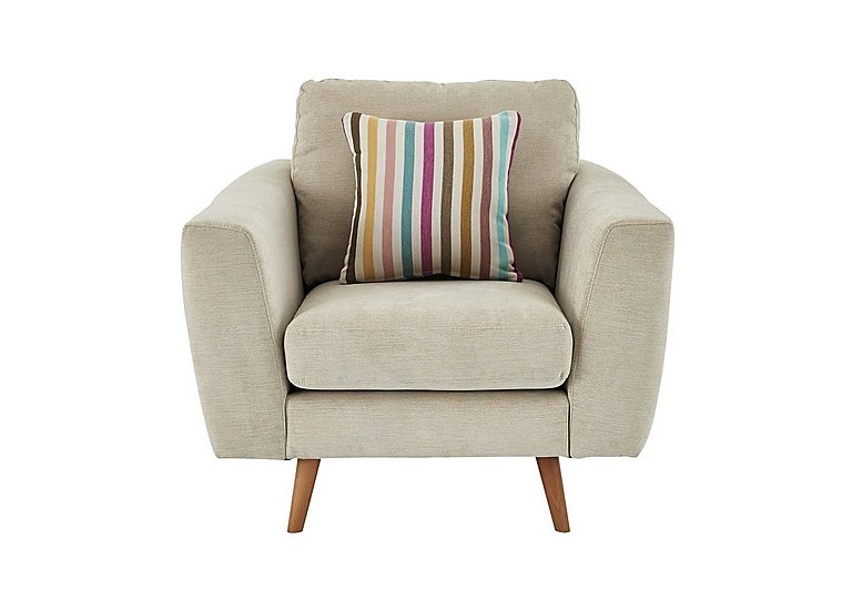 Jenson Fabric Armchair - Only One Left!