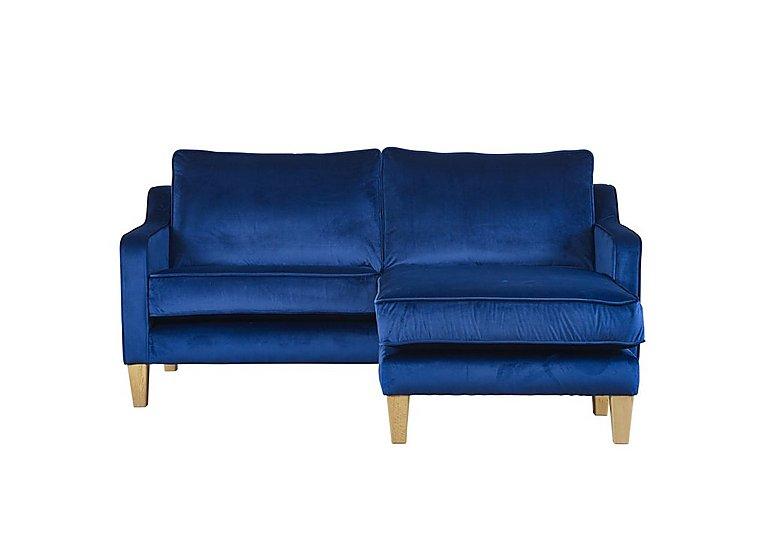 Mason 3 Seater Fabric Chaise End Sofa