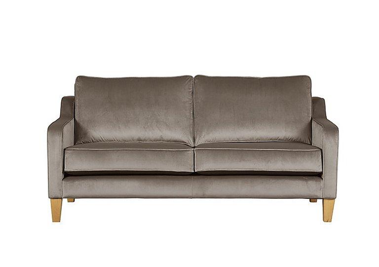 Mason 3 Seater Fabric Sofa