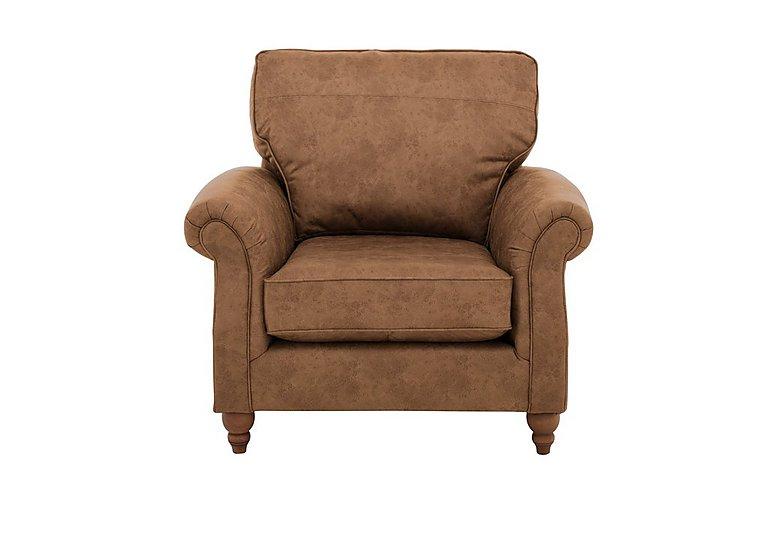 Chinook Fabric Armchair