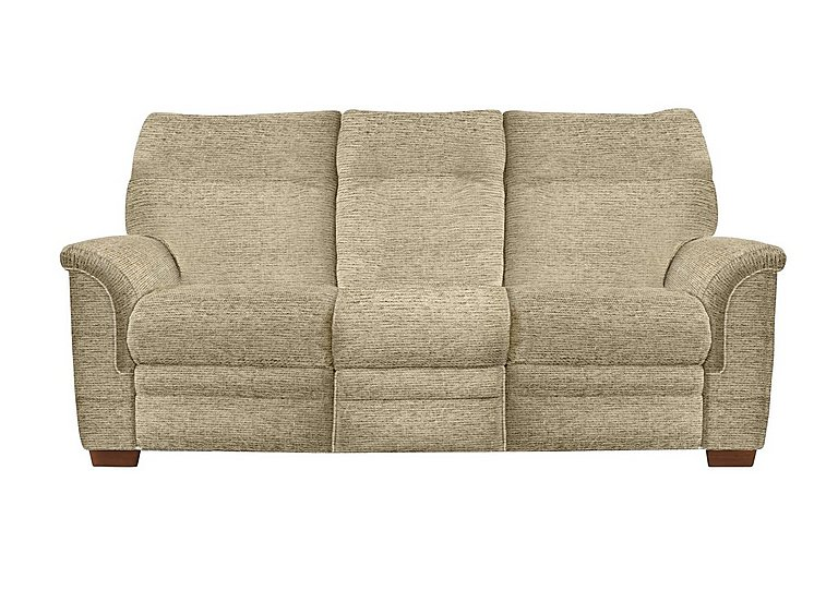 Hudson 3 Seater Fabric Sofa - Only One Left!