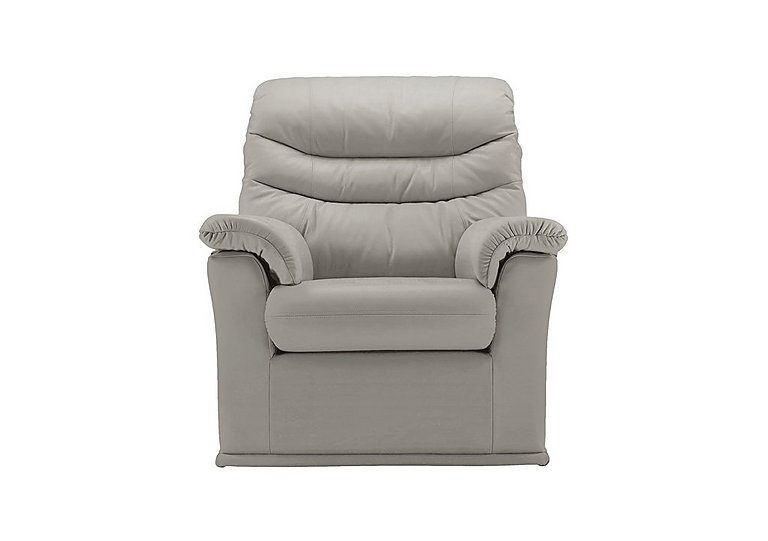 Malvern Leather Power Armchair - Only One Left!