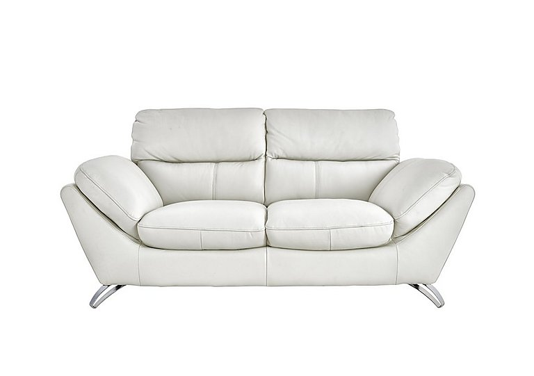 Salvador 2 Seater Leather Sofa