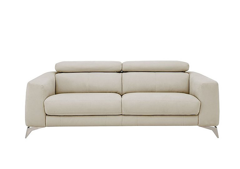 Flavio 3 Seater Fabric Sofa - Only One Left!