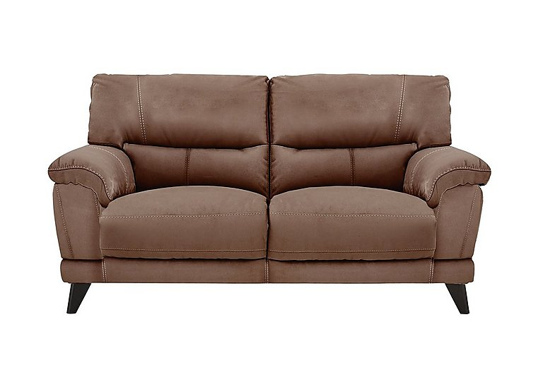Pacific 2 Seater Fabric Sofa - Only One Left!