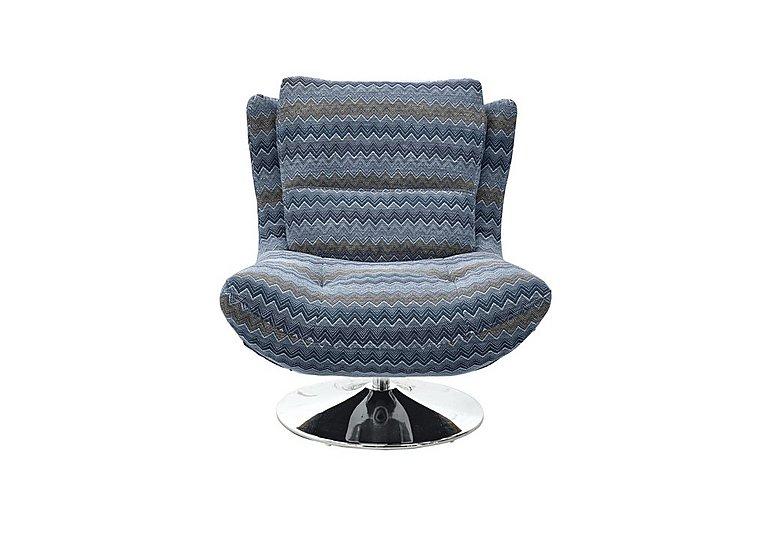 Grenada Fabric Swivel Armchair
