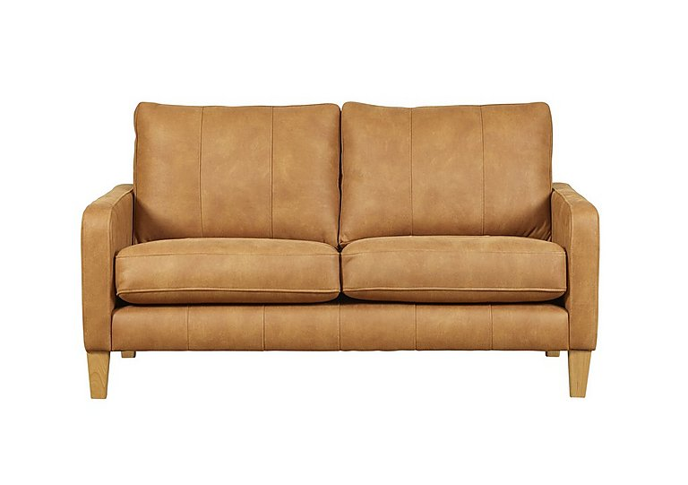 Maddox 2 Seater Leather Look Sofa