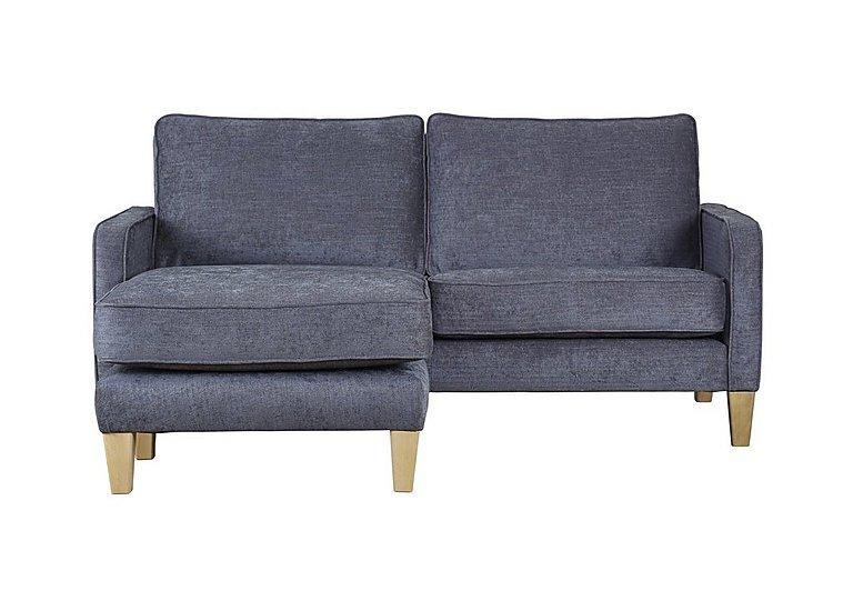 Maddox 3 Seater Fabric Chaise End Sofa