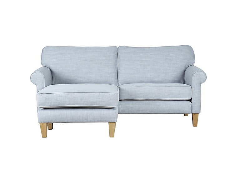 Marlowe 3 Seater Chaise End Fabric Sofa