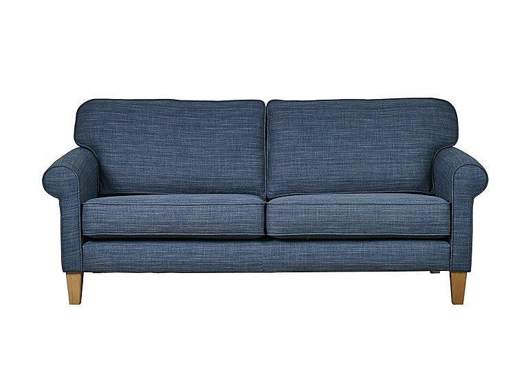Marlowe 3 Seater Fabric Sofa