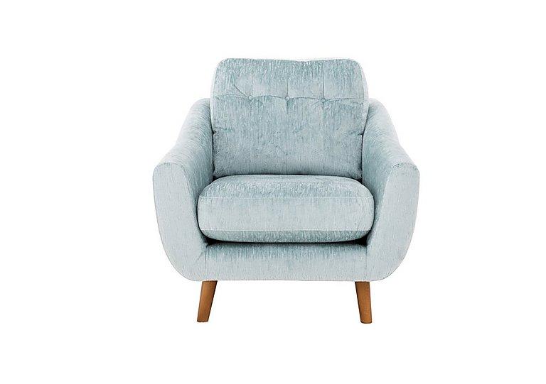 Baltic Fabric Armchair