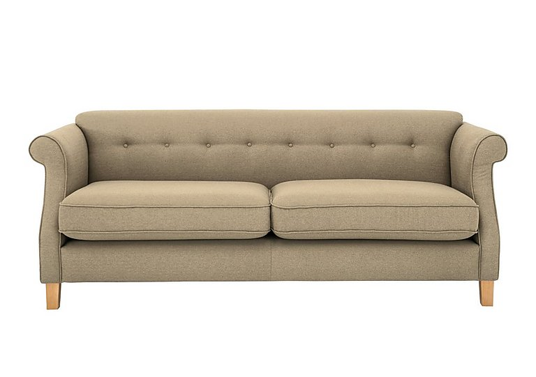 Ashley 4 Seater Fabric Sofa
